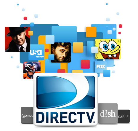 compare directv vs cable dish