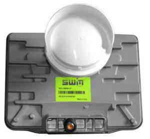 how directv installed swm 3 lnb