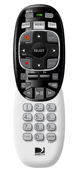 how to program directv remote genie