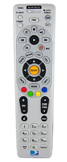 program older directv remote